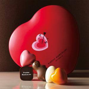 PIERRE MARCOLINI(ピエール マルコリーニ)バレンタイン セレクション 9個入り リミテッドエディション