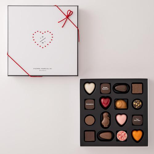 バレンタイン セレクション 16個入