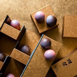獺祭ボンボンショコラ 味わいと薫りの祝宴 ~ルビーとショコラ~ 3個入