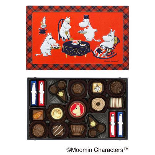 アソーテッドチョコレート(リビング)