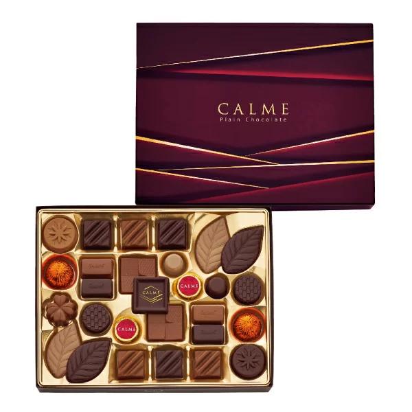カルム(プレーンチョコレート) 143g(28個)