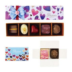 ショコラ5個入3箱+ミニチョコBOX2箱