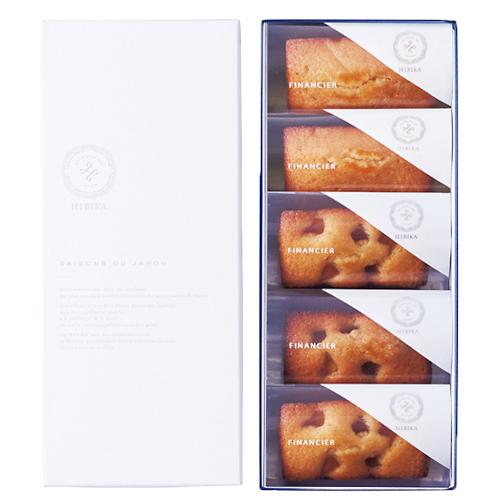 冬のフィナンシェ 5個入×3箱セット